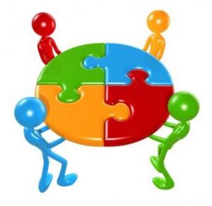Arbeit in Teams - mind steps