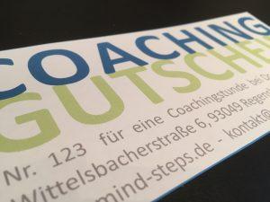 coaching-gutschein